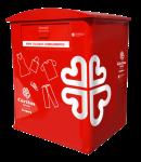 contenedor rojo