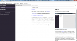 Joplin: Aplicación multiplataforma de código abierto para tomar notas y sincronizarlas en la nube (endesarrollo)