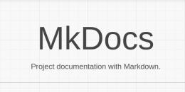 MkDocs: Generador de sitios Web (GitHubpages)