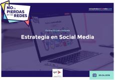 10/04 Taller:Redes sociales: estrategia y monitorización en social media – notepierdasenlasredes.com